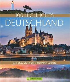 100 Highlights Deutschland (Mängelexemplar)