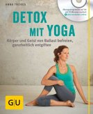 Detox mit Yoga, m. Audio-CD (Mängelexemplar)