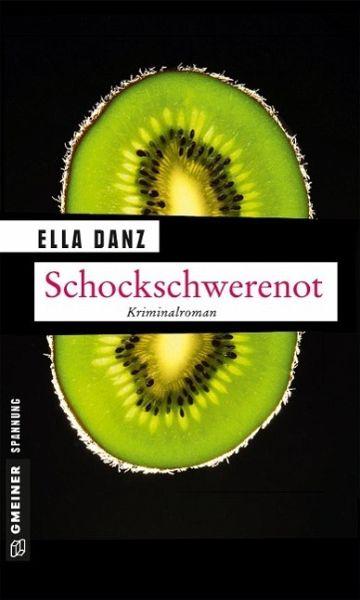 Buch-Reihe Kommissar Georg Angermüller