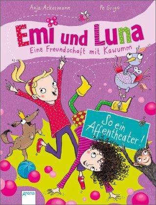 Buch-Reihe Emi und Luna - Eine Freundschaft mit Kawumm