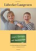 Lübecker Lautgesten. Loseblattsammlung mit 34 Wandtafeln