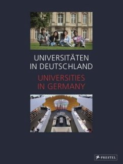 Universitäten in Deutschland; Universities in Germany (Mängelexemplar)