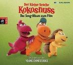 Der kleine Drache Kokosnuss - Das Song-Album zum Film, 1 Audio-CD (Mängelexemplar)