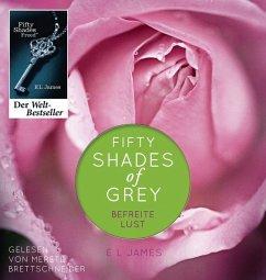 Befreite Lust / Shades of Grey Trilogie Bd.3 (2 MP3-CDs) (Mängelexemplar) - James, E L