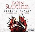 Bittere Wunden / Georgia Bd.4 (6 Audio-CDs) (Mängelexemplar)