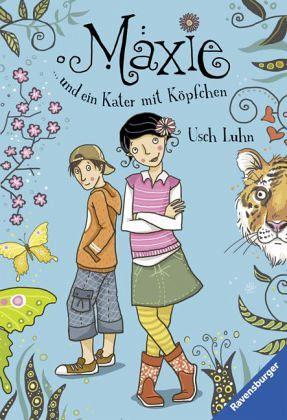 Buch-Reihe Maxie von Usch Luhn