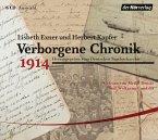 Verborgene Chronik 1914, 6 Audio-CDs (Mängelexemplar)