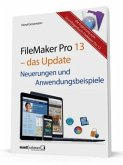 FileMaker Pro 13 - Das Update (Mängelexemplar)