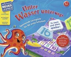 Unter Wasser unterwegs (Mängelexemplar)