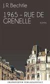 1965: Rue de Grenelle (Mängelexemplar)