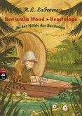 In der Höhle des Basilisken / Benjamin Wood - Beastologe Bd.2 (Mängelexemplar)