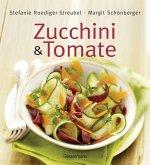 Zucchini und Tomate (Mängelexemplar)
