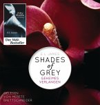 Geheimes Verlangen / Shades of Grey Trilogie Bd.1 (2 MP3-CDs) (Mängelexemplar)