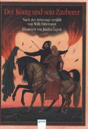 Der König und sein Zauberer (Mängelexemplar) - Fährmann, Willi
