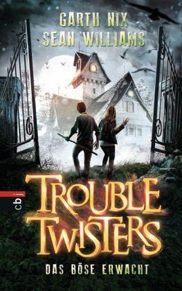 Buch-Reihe Troubletwisters von Nix & Williams