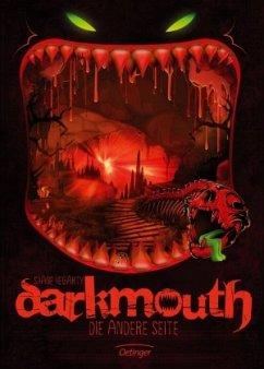 Die andere Seite / Darkmouth Bd.2 (Mängelexemplar) - Hegarty, Shane