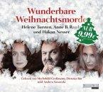 Wunderbare Weihnachtsmorde, 2 Audio-CDs (Mängelexemplar)