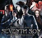 Seventh Son, 4 Audio-CDs (Mängelexemplar)