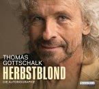Herbstblond, 4 Audio-CDs (Mängelexemplar)