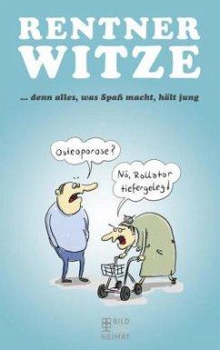 Rentner Witze (Mängelexemplar)