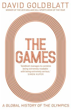 The Games (eBook, ePUB) - Goldblatt, David
