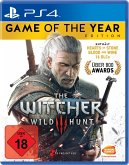 The Witcher 3 - Wilde Jagd (Game Of The Year Edition) (PlayStation 4)