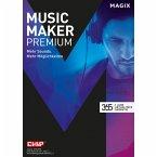 Magix Music Maker Premium (2016) (Download für Windows)