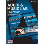 Magix Audio & Music Lab Premium (2017) (Download für Windows)