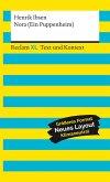 Nora (Ein Puppenheim) (eBook, ePUB)