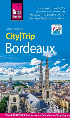 Reise Know-How CityTrip Bordeaux (eBook, PDF) - Kalmbach, Gabriele