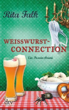 Weißwurstconnection / Franz Eberhofer Bd.8 (eBook, ePUB) - Falk, Rita