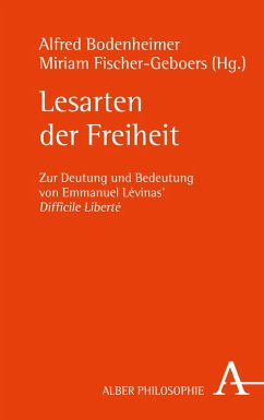 Lesarten der Freiheit (eBook, PDF)