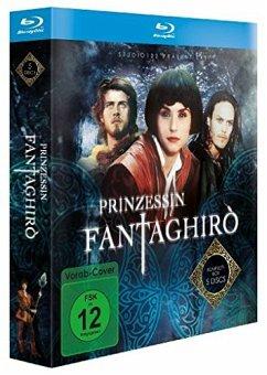 Prinzessin Fantaghiro - Die komplette Serie Bluray Box