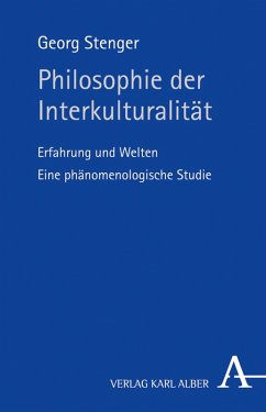 Philosophie der Interkulturalität (eBook, PDF) - Stenger, Georg
