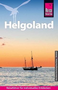 Reise Know-How Reiseführer Helgoland (eBook, PDF) - Funck, Nicole; Narten, Michael