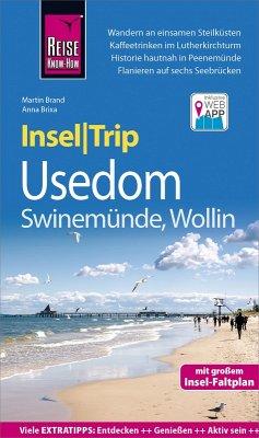 Reise Know-How InselTrip Usedom mit Swinemünde und Wollin (eBook, PDF) - Brixa, Anna; Brand, Martin