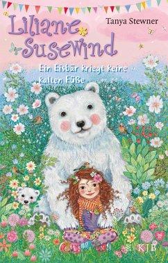 Ein Eisbär kriegt keine kalten Füße / Liliane Susewind Bd.11 (eBook, ePUB) - Stewner, Tanya