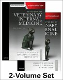 Textbook of Veterinary Internal Medicine Expert Consult. 2 Volume-Set