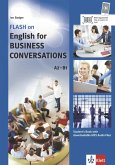 FLASH ON ENGLISH. Business English Conversations. Student's Book with downloadable MP3 Audio Files