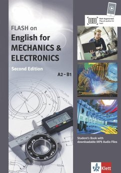 FLASH on English for MECHANICS & ELECTRONICS A2-B1. Student's Book with downloadable MP3 Audio Files
