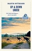 DuMont Reiseabenteuer Up & down under - Mit Kind und Känguru durch Australien (eBook, ePUB)