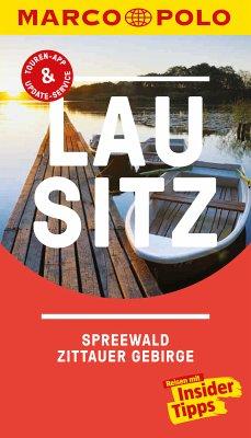 MARCO POLO Reiseführer Lausitz, Spreewald, Zitt...