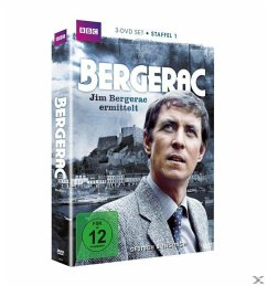 Bergerac - Jim Bergerac ermittelt: Staffel 1 (3...