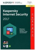 Kaspersky Internet Security 2017 Upgrade, (1 Code in a Box)