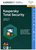 Kaspersky Total Security Multi-Device 2017 Upgrade