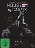 House of Cards - Die komplette zweite Season DVD-Box