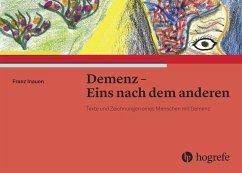 Demenz - Eins nach dem anderen (eBook, PDF) - Inauen, Franz