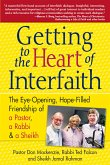Getting to Heart of Interfaith: The Eye-Opening, Hope-Filled Friendship of a Pastor, a Rabbi & an Imam