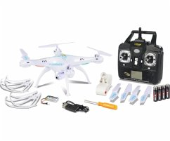 Carson X4 Quadcopter 360 FPV 2,4 Ghz, RTF