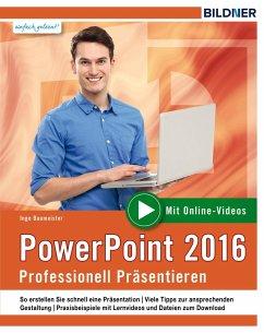 PowerPoint 2016 (eBook, PDF)